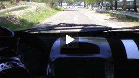 Claudio Fanucchi's test on Renault Clio N3 (AutoVà)