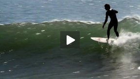 Surfing at Rincon