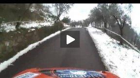 Rally Il Ciocchetto 2010 Cominelli - Pozzi Renault Clio Rs Ps 13