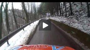 Rally Il Ciocchetto 2010 Matteuzzi - Tiberio Renault Clio R3C PS12