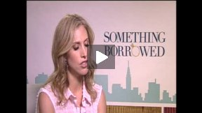 "Author Emily Giffin Talks About ""Something Borrowed"""