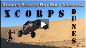 Xcorps Action Sports TV #19.) DUNES seg.4 HD
