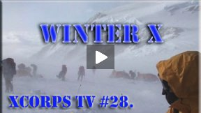 Xcorps Action Sports TV #28) WINTER X seg.2 HD