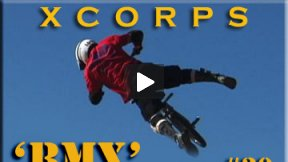 Xcorps Action Sports TV #30.) BMX seg.1 HD