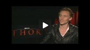 Tom Hiddleston (LOKI) Talks About
