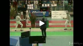 Lignano Junior World Cup 2007 - L32 - Koscielniakowski POL v Bustamante ARG