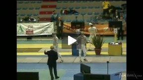 Lignano Junior World Cup 2007 - L8 - Pellegrini ITA v Murolo ITA