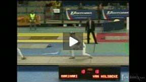 Lignano Junior World Cup 2007 - L4 - Van Holsbeke BEL v Marinari