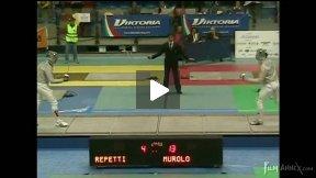 Lignano Junior World Cup 2007 - L4 - Murolo ITA v Repetti ITA