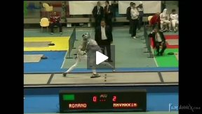 Lignano Junior World Cup 2008 - L4 - Navarria ITA v Romano ITA