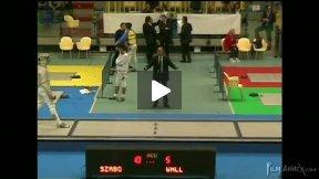 Lignano Junior World Cup 2008 - L4 - Gall HUN v Szabo ROU