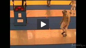 Dourdan Junior World Cup 2008 - L64 - Pellegrini ITA v Lavrador GER