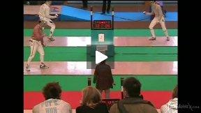 Dourdan Junior World Cup 2008 - L64 - Gal POL v O'Connell GBR