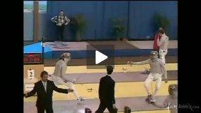 Dourdan Junior World Cup 2008 - L64 - Bustamante ARG v Hartung GER