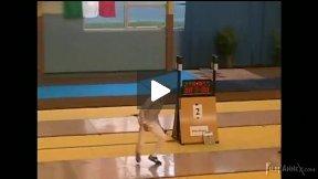 Dourdan Junior World Cup 2008 - L32 - Bravi FRA v Iliasz HUN