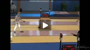 Dourdan Junior World Cup 2008 - L8 - Hartung GER v Iliasz HUN