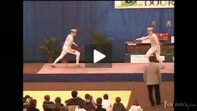 Dourdan Junior World Cup 2008 - L4 - Proskura RUS v Marino ITA