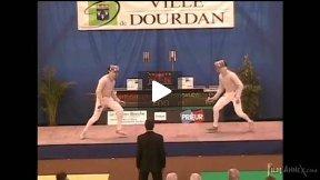 Dourdan Junior World Cup 2008 - L2 - Proskura RUS v Matushkin RUS