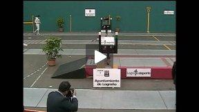 Logrono Junior World Cup 2009 - L8 - Riuz ESP v Gans FRA