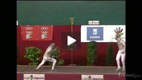 Logrono Junior World Cup 2009 - L4 - Lopez Mendez ESP v Guibelalde ESP