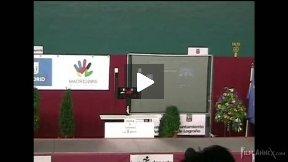 Logrono Junior World Cup 2009 - L4 - Gans FRA v Moreno ESP