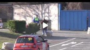 Rally Vallelunga 2011 Cominelli - Salvetti Renault Clio Rs Video Introduttivo