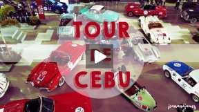 Classic Cars at Tour de Cebu 2016