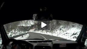 Ronde Città dei Mille 2010 Arici M. - Cortinovis F. Toyota Corolla WRC Ps 2