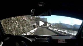 Ronde Città dei Mille 2010 Arici M. - Cortinovis F. Toyota Corolla WRC Shakedown 2