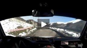 Ronde Città dei Mille 2010 Arici M. - Cortinovis F. Toyota Corolla WRC Shakedown 3