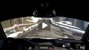 Ronde Città dei Mille 2010 Arici M. - Cortinovis F. Toyota Corolla WRC Shakedown 4