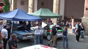 Tuscan Rewind 2011 -1st part- Technical check