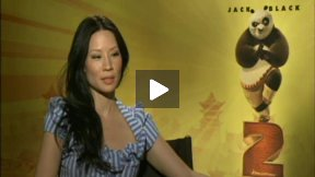 Lucy Liu (Viper) Interview for