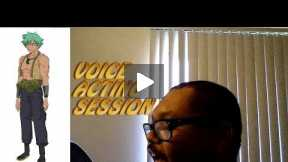 It's A Trapp Productions Voice Acting Session