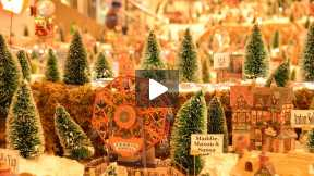 The Christmas Village of Hope Second Phase