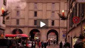 The Historic Steam Tramway of Bern, Switzerland