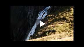 Waterfalls on the Engstligenalp