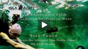 ISLA ADITI New Swimware Photo Shoot VIDEO MIN
