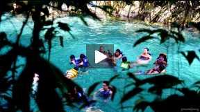 Hinatuan's Enchanted River