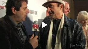 Ben Hur interviewed about his film The Desperate