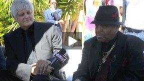 Joe Jackson at the Cannes film festival