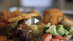 Sea Breeze Cafe Food Video