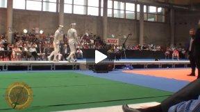 Madrid World Cup 2011 - L4 - Won KOR v Pillet FRA