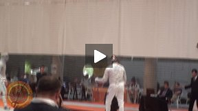 Madrid World Cup 2011 - L4 - Montano ITA v Yakimenko RUS