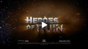 Heroes of Ruins at E3
