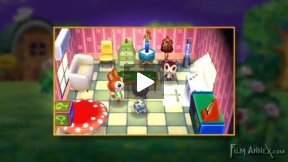 3DS Animal Crossing at E3