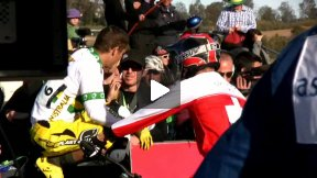 2009 Downhill Mountain Bike World Championships, Mt. Stromlo - Part 2