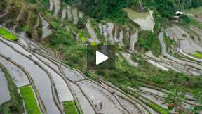 The Batad Rice Terraces Tour On GoPro Lens