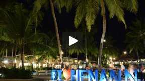 Henann Resort in Alona Beach, Panglao