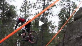 2010 Doubledown Hoedown Mountain Bike race